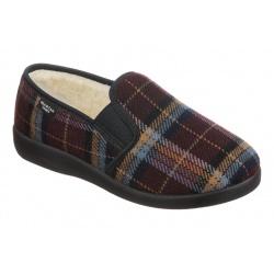Pantofi de casa imblaniti Mjartan 823K34 femei