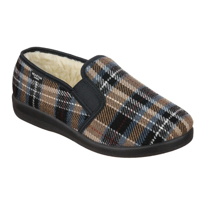 Pantofi de casa imblaniti, pentru femei, barbati, Mjartan 823K87