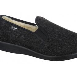 Pantofi de casa imblaniti cu lana 100%, pentru femei, barbati, Mjartan 823B02