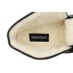 Ghete ortopedice imblanite cu lana 100% pentru femei, barbati, Mjartan 815K93