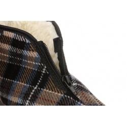 Ghete ortopedice imblanite cu lana 100%, pentru femei si barbati, Mjartan 803-K87