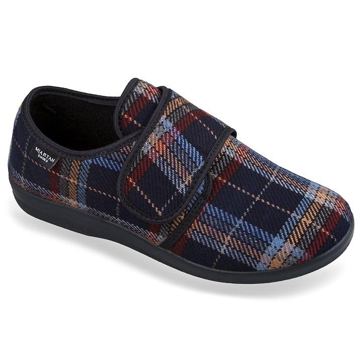 Pantofi de casa, barbatesti, Mjartan 652-K01