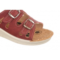 Papuci de vara dama 2802-N16K talpa pluta