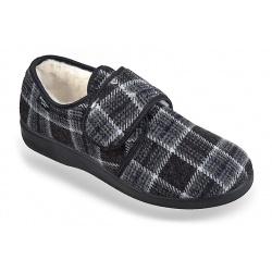 Pantofi de casa, imblaniti, barbatesti, Mjartan 852-K10