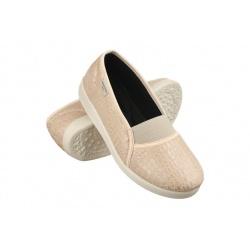 Pantofi ortopedici Mjartan 6087-S02 bej calapod lat
