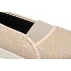 Pantofi ortopedici femei Mjartan 6087-S02 bej