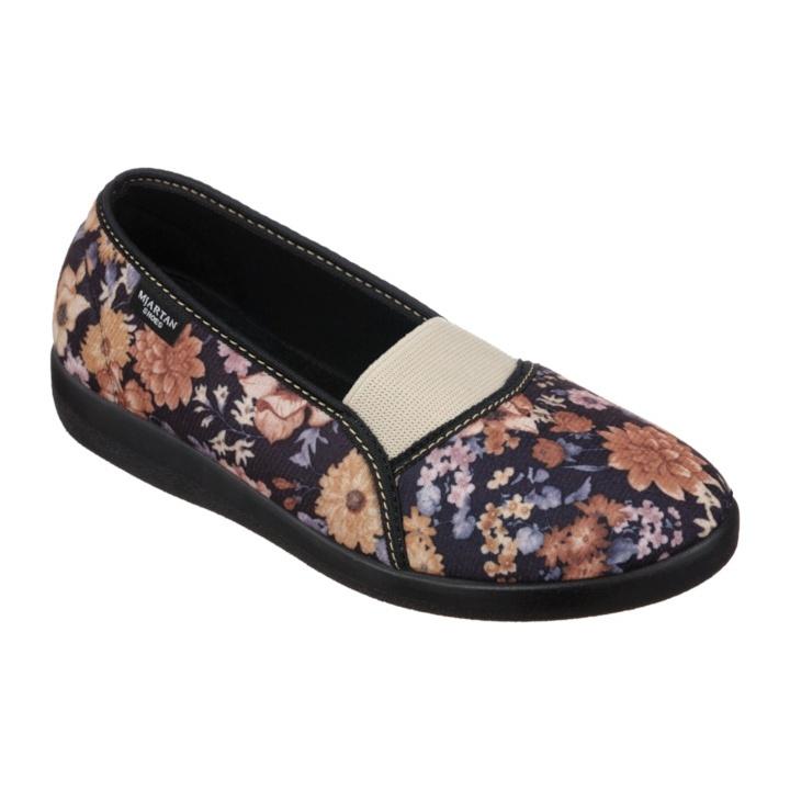 Pantofi ortopedici Mjartan 6087-L73B floricele