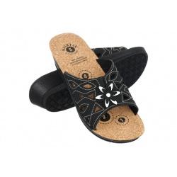 Papuci ortopedici femei Mjartan 2812-N18 brant pluta naturala