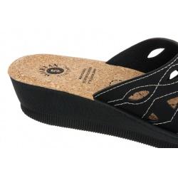 Papuci vara femei Mjartan 2812-N18 brant pluta naturala