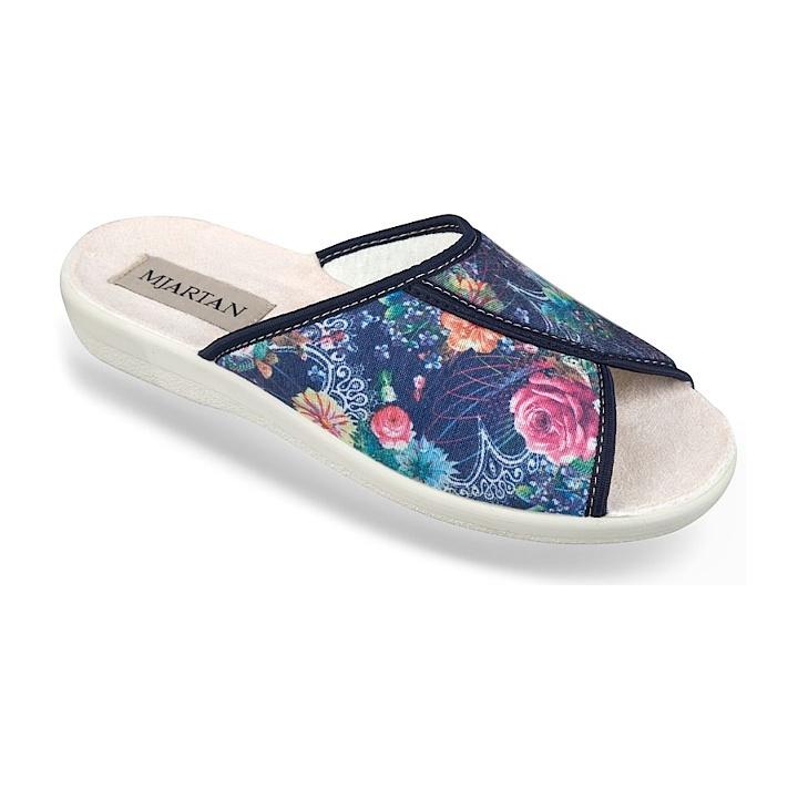 Papuci de casa femei Mjartan 507-LC61-T123