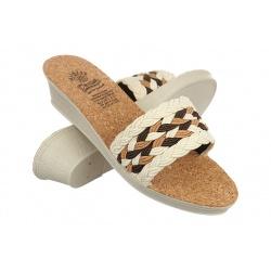 Papuci dama Mjartan 2501 Z07 talpa pluta