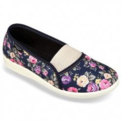Pantofi de casa, ortopedici, pentru femei, Mjartan 6087-LA70