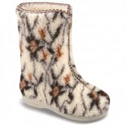 Cizme ortopedice imblanite pentru femei, Mjartan 800-C90, lana naturala