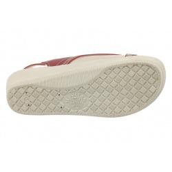 talpa usoara si flexibila sandale ortopedice dama Mjartan 2815-N16 bordo
