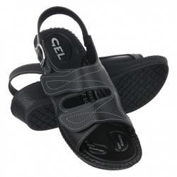 sandale pentru Hallux Valgus ortopedice dama Mjartan 2815-P02 negre
