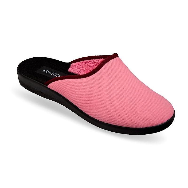 Saboti de casa ortopedici roz dama Mjartan 659-LC39L