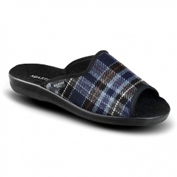 Papuci de casa ortopedici barbati Mjartan 504-K88
