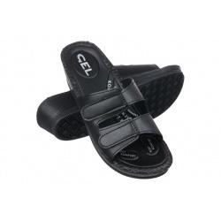 Papuci ortopedici femei Mjartan 2810-P02 negri