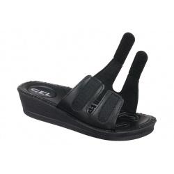 Papuci ortopedici femei Mjartan 2810-P02 reglabili cu arici
