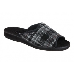 Papuci de casa barbati Mjartan 504-K93
