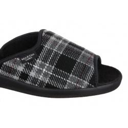 Papuci de casa barbati Mjartan 504-K93 carouri
