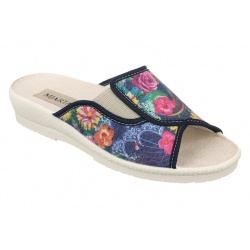 Papuci de casa femei Mjartan 545-LC61-T123