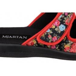 Papuci de casa femei Mjartan 543-L68-L27 reglabili