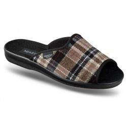 Papuci de casa barbati Mjartan 504-K85
