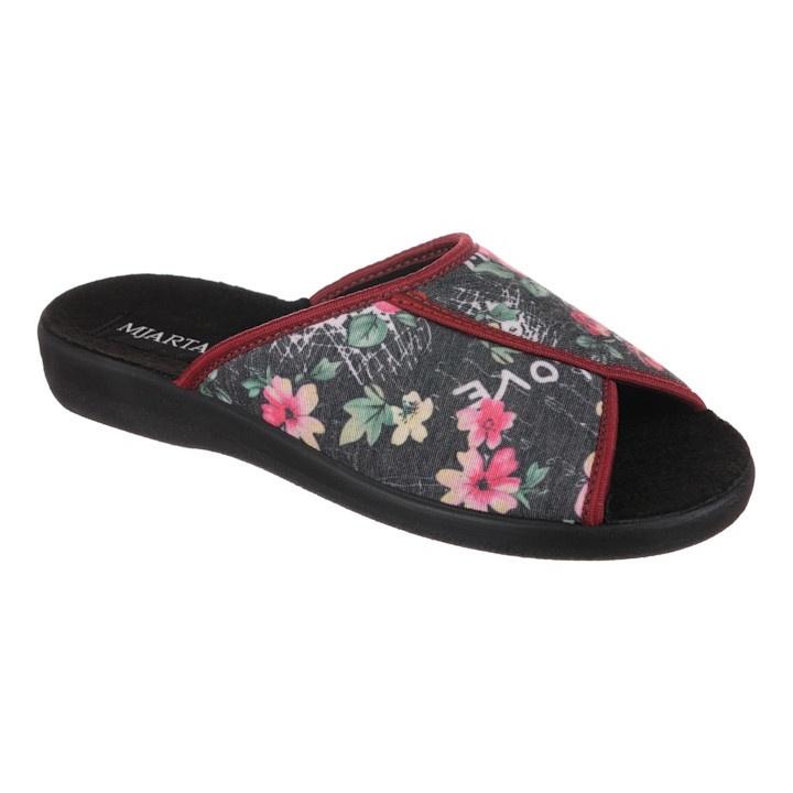 Papuci de casa femei Mjartan 507-L50