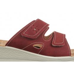 Papuci ortopedici femei 2814 N16K reglabili cu arici