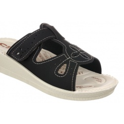 Papuci de vara pentru femei Mjartan 2818-N18 negri