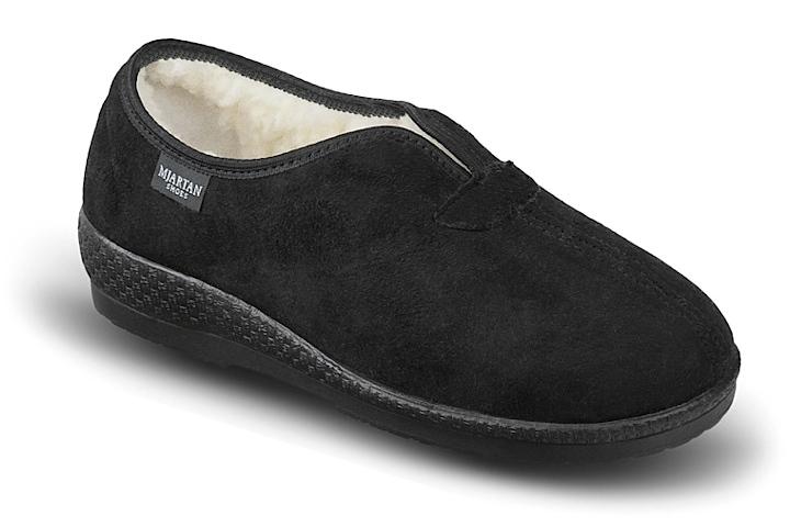 Pantofi de casa imblaniti