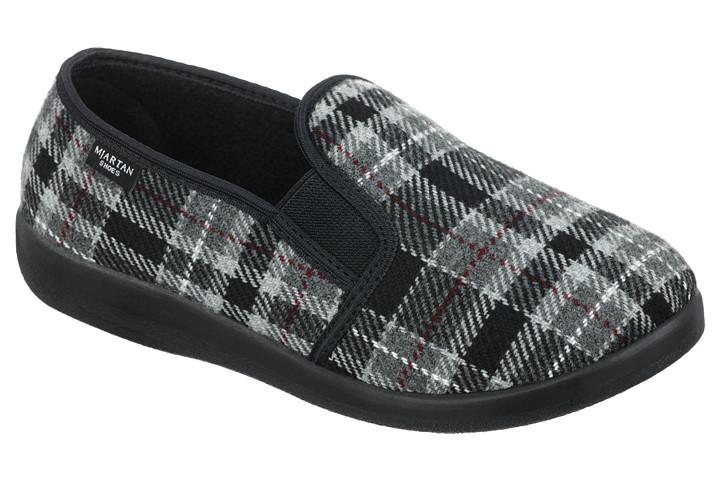 Pantofi de casa Mjartan neimblaniti