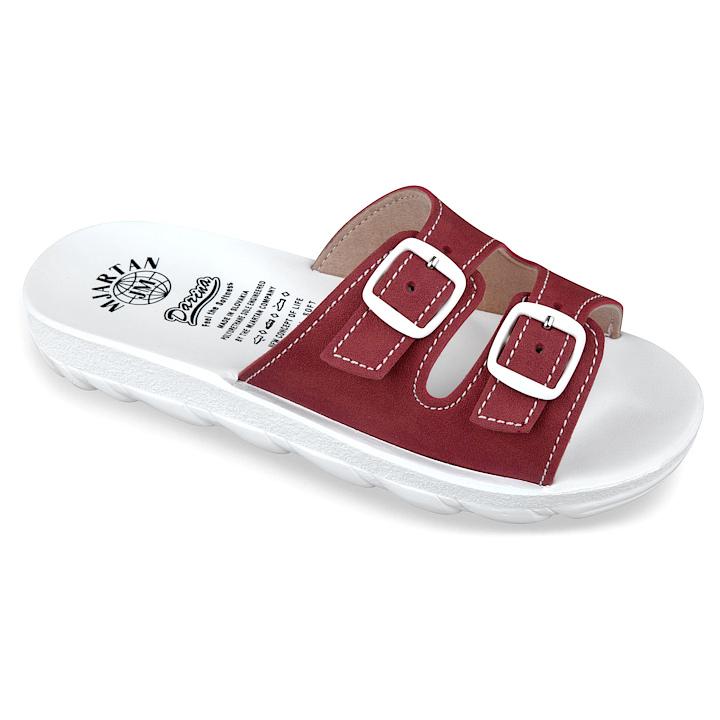 Papuci de strada dama talpa joasa Mjartan 2205-N16